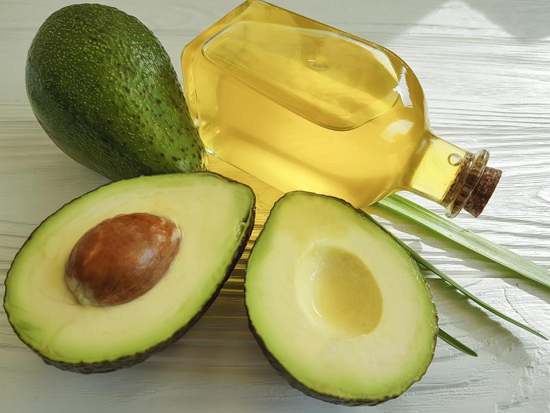 Avocado & vitamin E Face mask