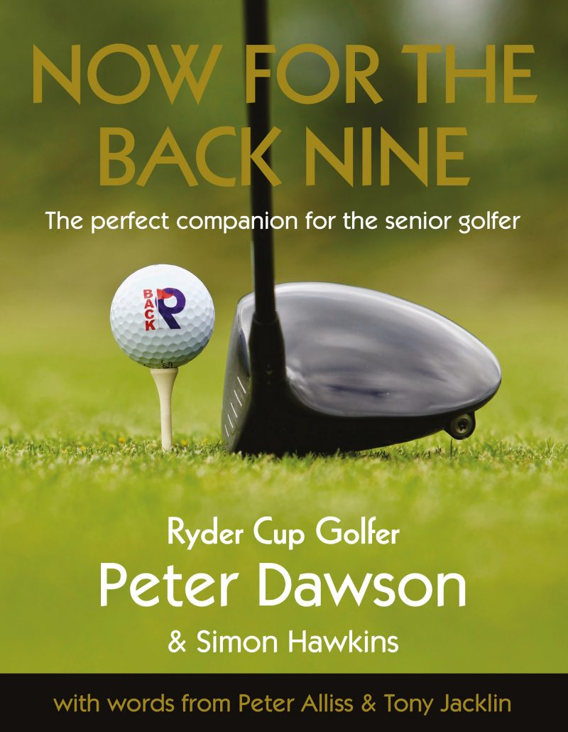 Now for the Back Nine cover