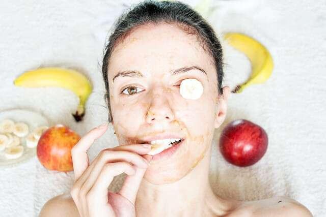 Banana Mask Remedies for Wrinkles