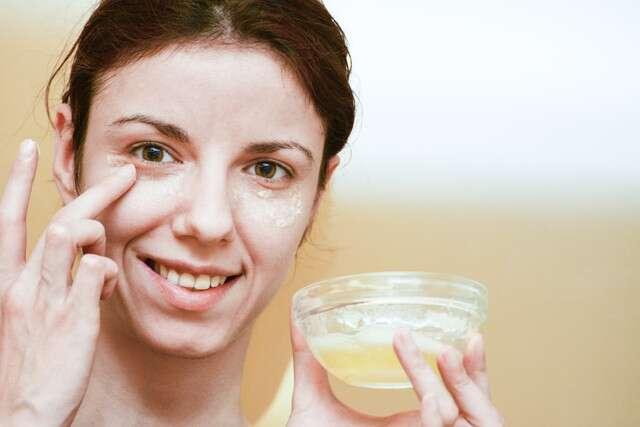 Egg White Remedies for Wrinkles