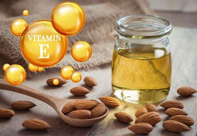 Vitamin E and Almond Oil Remedies For Dark Circles